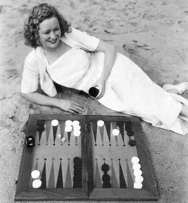 Backgammon And The Doubling Cube